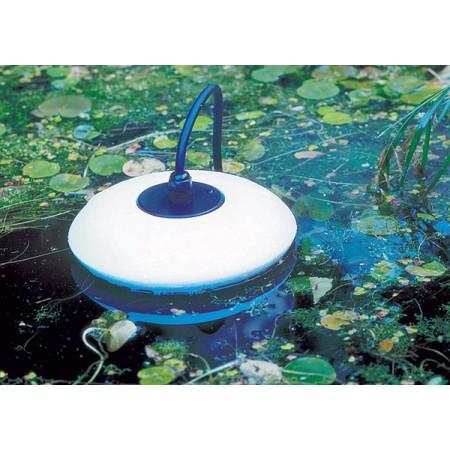 подогреватель воды в пруду