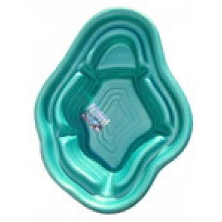 Пластиковый пруд на 190 литров