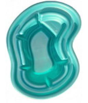 Пластиковый пруд 140л (зелёный)