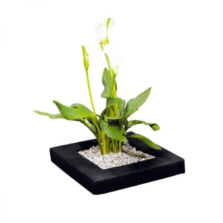 Плавающая корзина для растений 25x25 cm