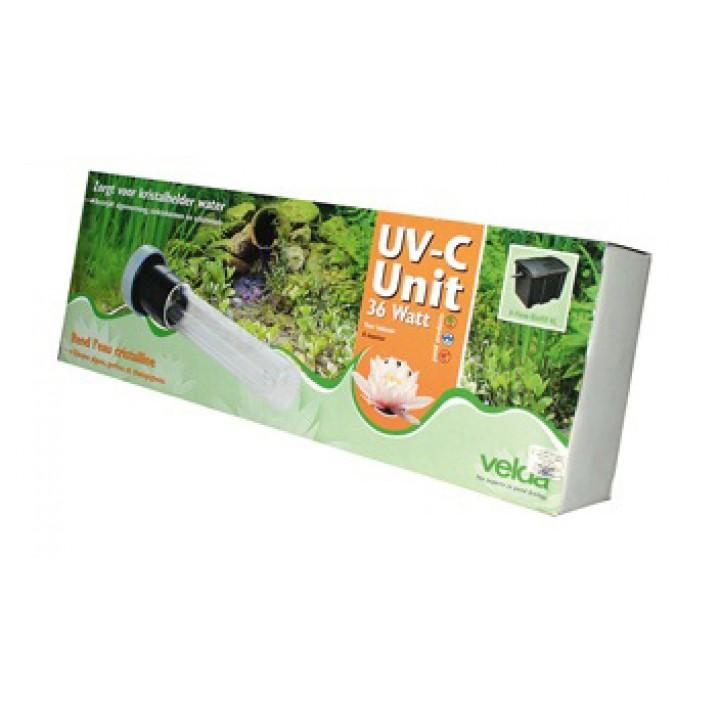 УФ-излучатель UV-C Unit 18W Clear Control 50l, Giant Biofill XL