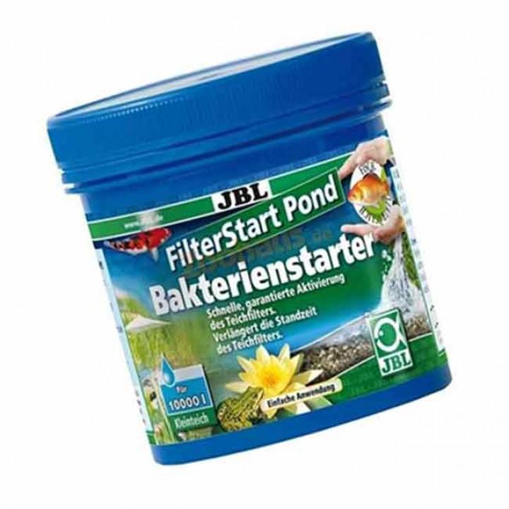FilterStart Pond - бактерии для фильтрации| простота применения и быстрая активация фильтров