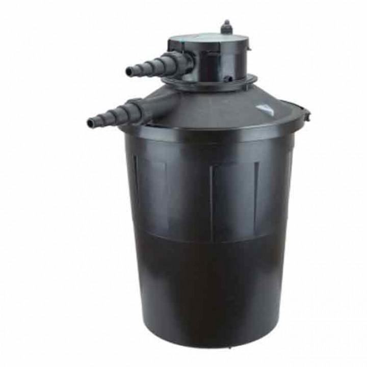 Напорный фильтр Shott 30000 для прудов менее 30 кубических мертов| Комплектация и описание