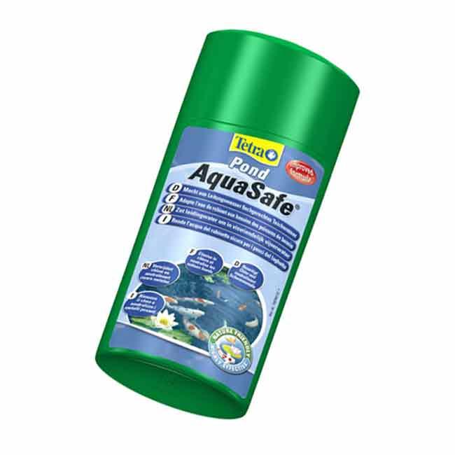 Биодобавка TetraPond AquaSafe 500 ml