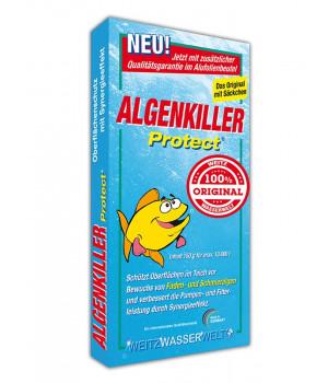 Биопрепарат против водорослей Algenkiller Protect 150 г на 10 м3