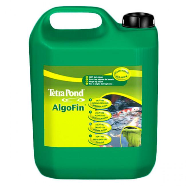 TetraPond для борьбы с водорослями.