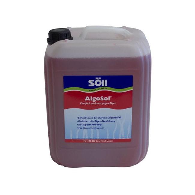 Средство против водорослей AlgoSol.