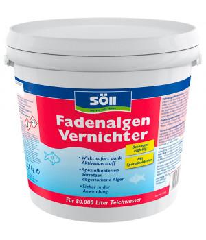 FadenalgenVernichter 2,5 кг - Средство против нитевидных водорослей