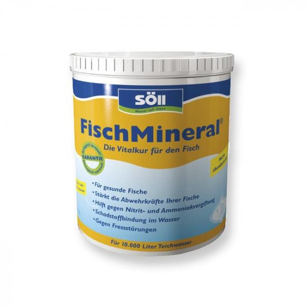 Fishmineral 1 кг, Комплекс микроэлементов для рыб