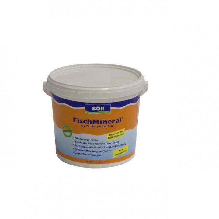 Fishmineral 2,5 кг , Комплекс микроэлементов для рыб