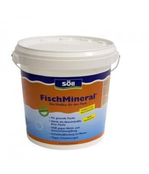 Fishmineral 25 кг , Комплекс микроэлементов для рыб