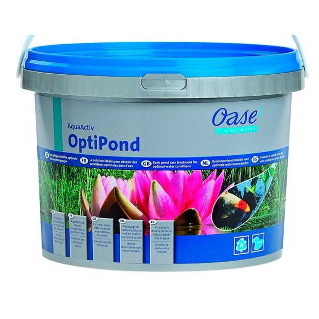 Средство для подготовки колодезной и дождевой воды - OptiPond 5 l (на 50 м³)