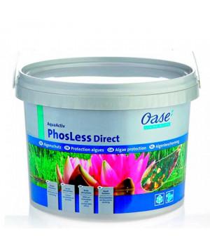 Защита от водорослей с мгновенным эффектом - AquaActiv PhosLess Direct 5 l
