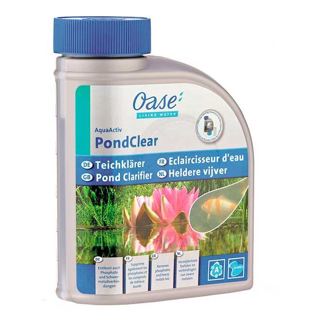 Средство против взвеси и мути - PondClear 500 ml