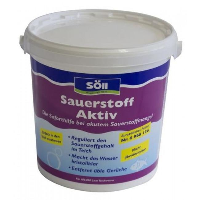 Средство Sauerstoff-Aktiv.