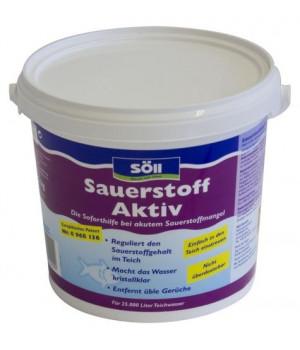 Sauerstoff-Aktiv 2,5 кг - Средство для обогащения воды кислородом