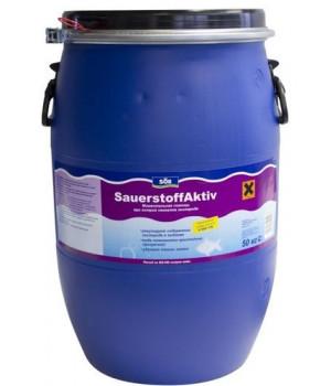Sauerstoff-Aktiv 50 кг средство для обогащения воды кислородом
