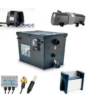 Комплект фильтрации OASE Premium на 300 кубов воды