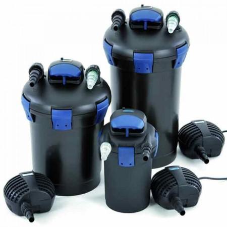 Фильтр с насосом для пруда BioPress Set 10000