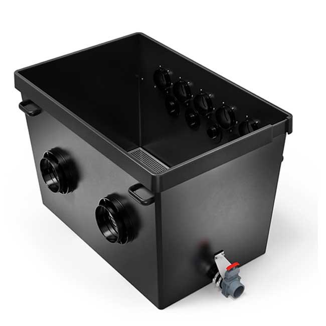 Модуль для насосов и УФ приборов (гравитационная система) ProfiClear Premium XL discharge module grav.