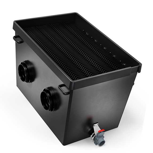 Дополнительный модуль очистки и успокоения воды (напорная система) ProfiClear Premium XL discharge module pump