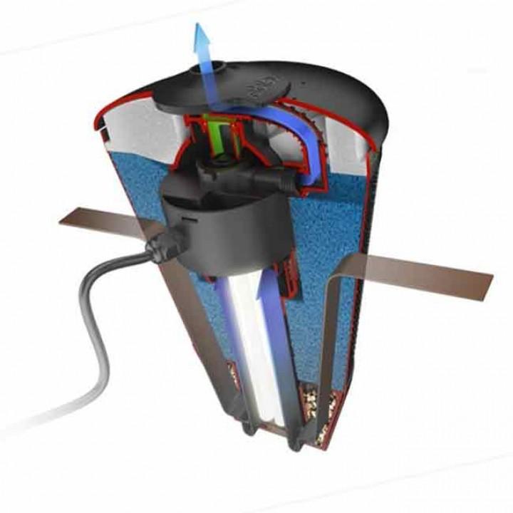 Система фильтрации Floating Combi Filter 1500