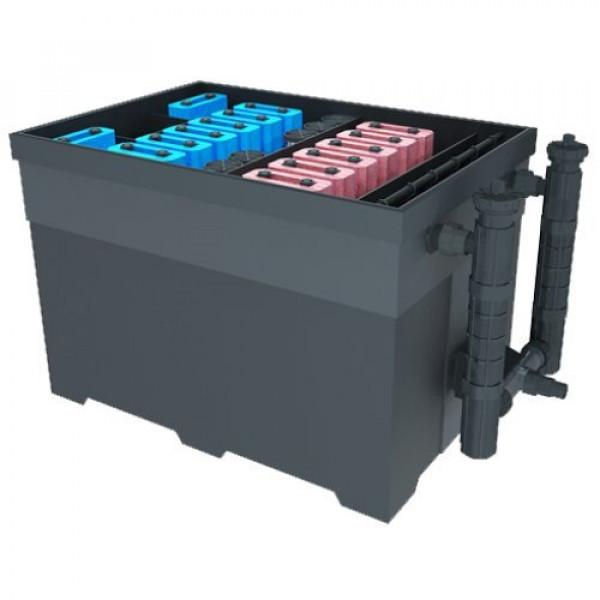 Проточный фильтр для пруда BIO 130