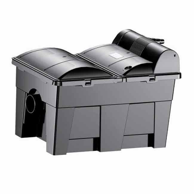 Проточный фильтр BioSmart UVC 16000