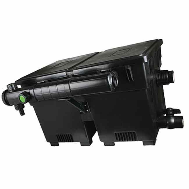 Проточный фильтр для пруда BIO 100