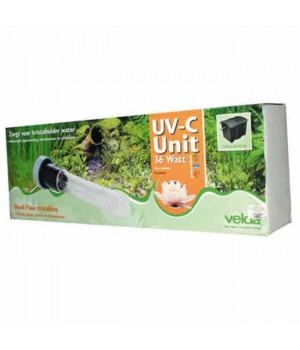 УФ-излучатель UV-C Unit 36W Clear Control 75/100 l, Giant Biofill XL