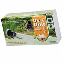 УФ-излучатель UV-C Unit 18W Clear Control 50l, Giant Biofill XL