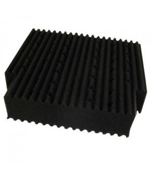 Чёрный широкий фильтр.элемент для ProfiClear M5