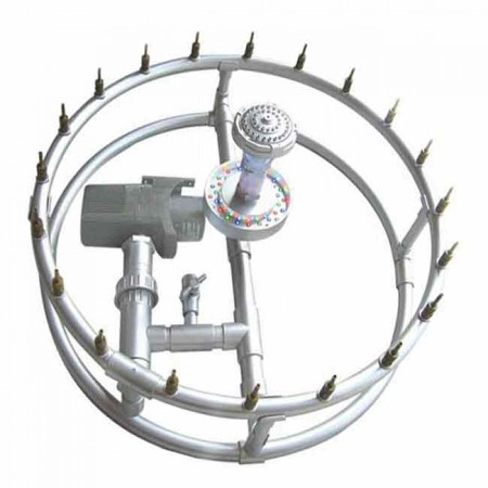 Фонтан светодинамический, диаметр контура 100 см, 8000 л/ч