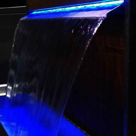 Излив с подсветкой 90 см