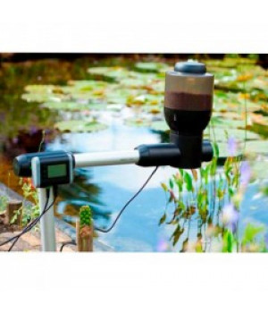 Автоматическая кормушка для рыб FD55