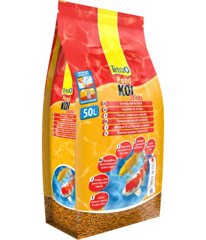 Pond Koi Sticks 50л