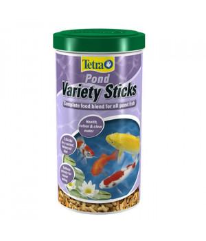 Корм для прудовых рыб Pond Variety Sticks 1 л.