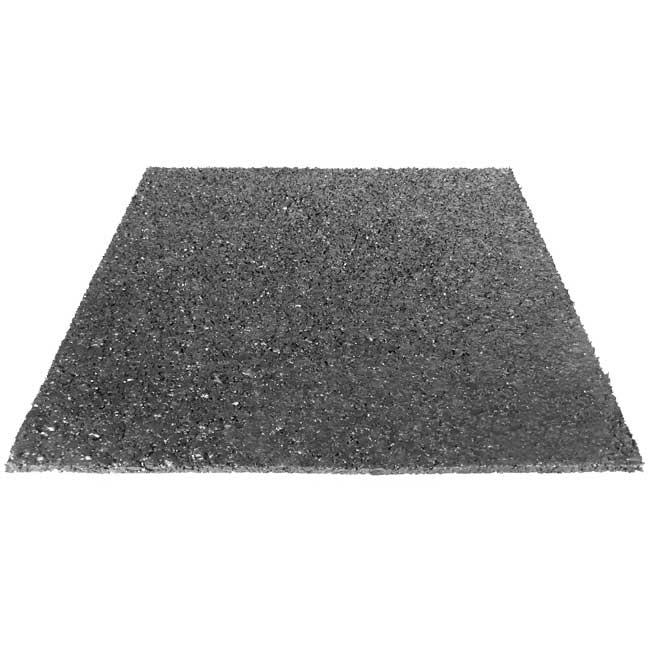 Резиновый антивибрационный коврик 200 x 200 x 3mm