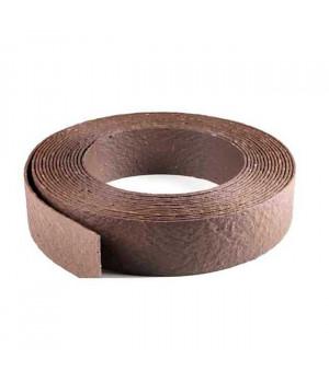 Крепежная лента Ecolat размер 14 см x 7 мм x 25 м, коричневая