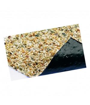 Плёнка для пруда с камнем 1.2 м