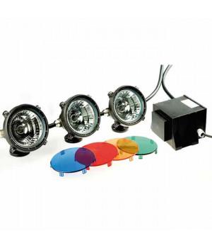 Комплект из 3-х светильников UWL 12100 3-er Set