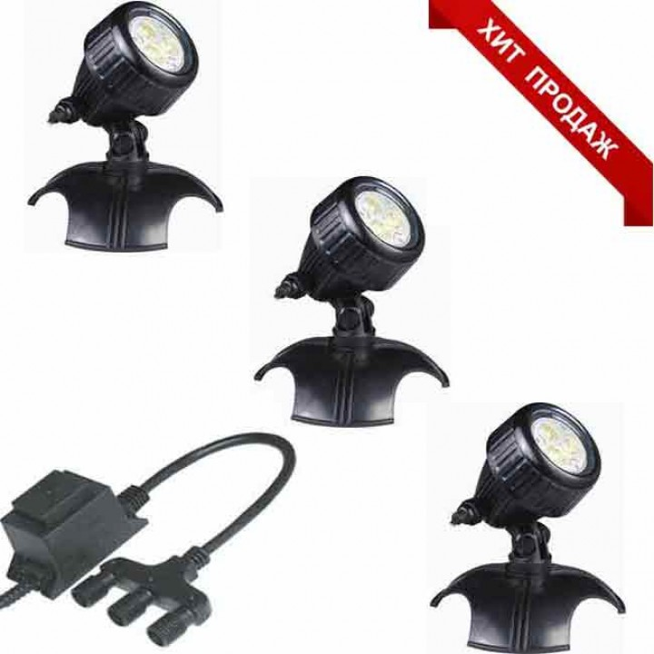 Подсветка для пруда HP3-3 LED Светодиодная