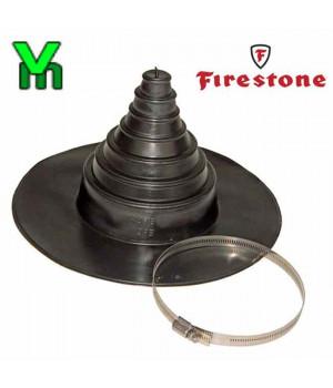 Firestone EPDM - фланец трубный под пленку переходной 1'' 11/2'' 2'' 3'' 4'' 5'' 6''