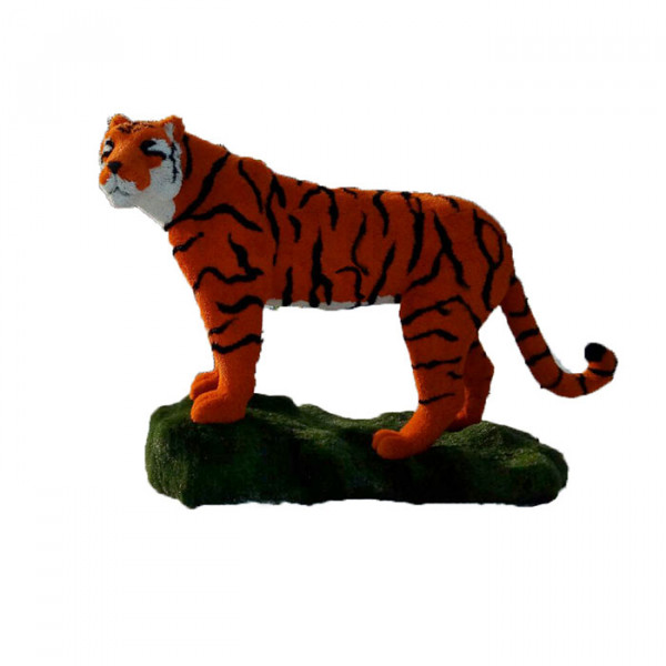 Топиарная фигура Тигр на возвышении