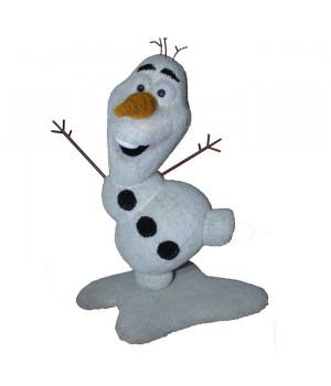 Снеговик Олаф «холодное сердце»